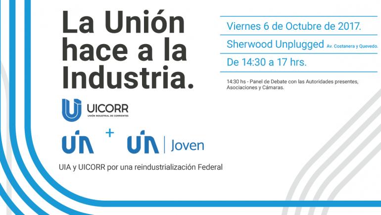 Sesión UICORR + UIA – Por una reindustrialización Federal