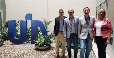 Autoridades de UICORR visitaron UIA y asociados en Buenos Aires