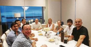 Nueva comisión directiva de UICORR (2018 – 2020)