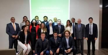 UICORR presente en la Unión Industrial de San Pablo gracias a la invitación de los jóvenes Industriales de Córdoba (UIC)