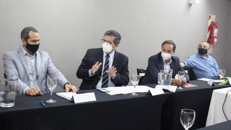 UniNoa se reunió con los gobernadores de Corrientes y del Chaco para fortalecer las Industrias del Norte