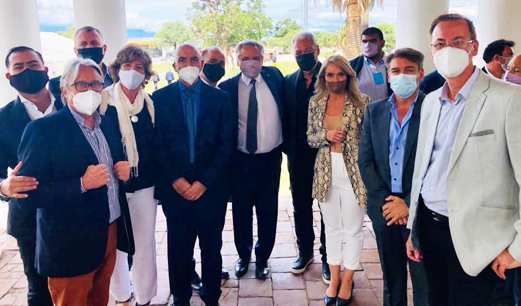 UniNOA recibe con beneplácito el anuncio del presidente Alberto Fernández